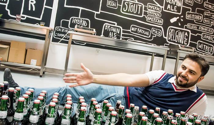 8 - Cea mai bună bere e cea făcută de tine!