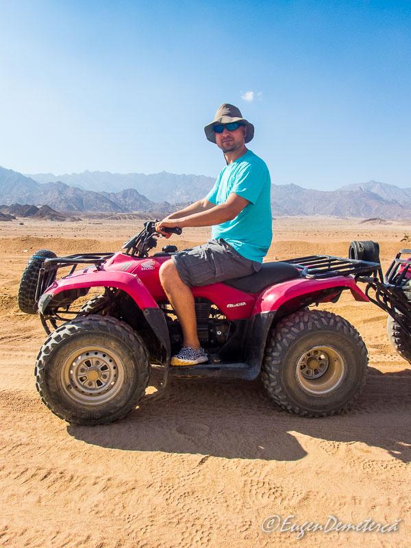 ATV Safari - Egipt, destinaţia pentru vacanţe exotice la super-preţuri!