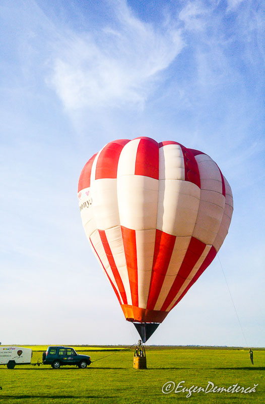 Balon Timisoara - Călătoria, cea mai bună alegere pentru dezvoltare personală