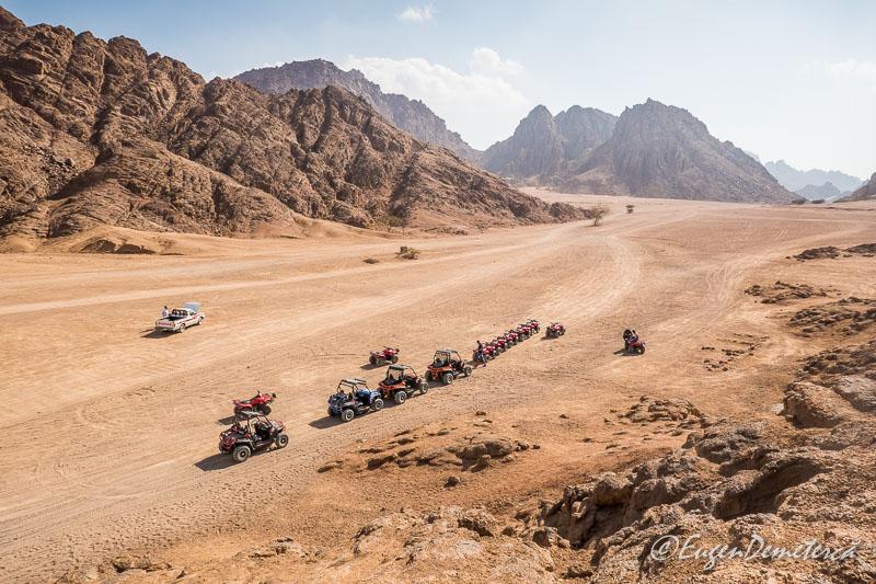 Buggy si ATV desert - Egipt, destinaţia pentru vacanţe exotice la super-preţuri!