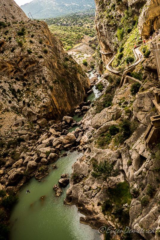 Caminito del Rey - Călătoria, cea mai bună alegere pentru dezvoltare personală
