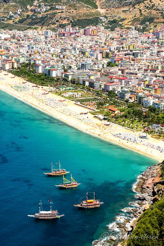 Corabii Antalya 1 - Călătoria, cea mai bună alegere pentru dezvoltare personală
