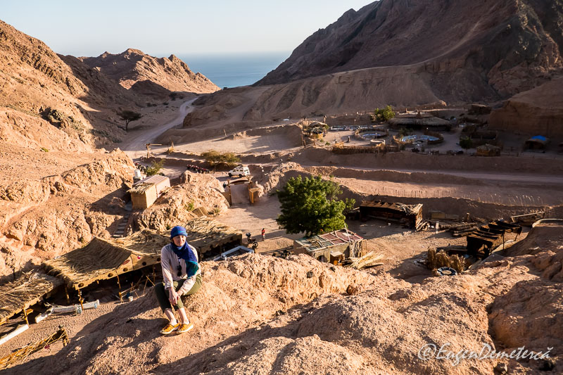 Elena Colored canyon - Egipt, destinaţia pentru vacanţe exotice la super-preţuri!