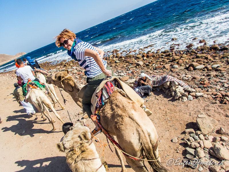 Elena camila Blue Hole - Egipt, destinaţia pentru vacanţe exotice la super-preţuri!