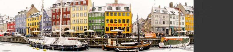 Panorama vase Copenhaga neterminata - Sony A6500, cea mai bună cameră foto mirrorless?