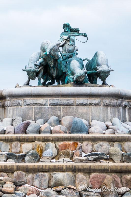 1090373 - Copenhaga, printre nămeți primăvărateci