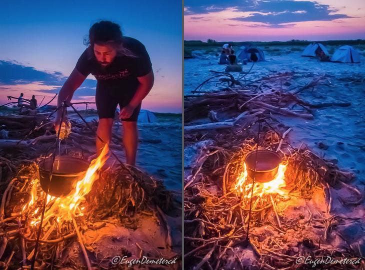 15 foc Delta 2 - Cu caiacul, din Deltă până la mare