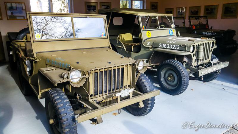 Jeep urile regelui Mihai 2 - Paştele Regal la Săvârşin