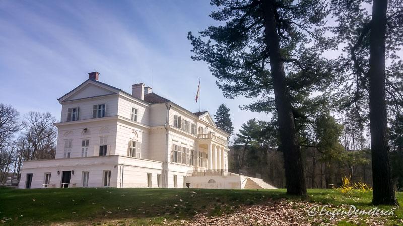 Palatul de la Savarsin - Paştele Regal la Săvârşin