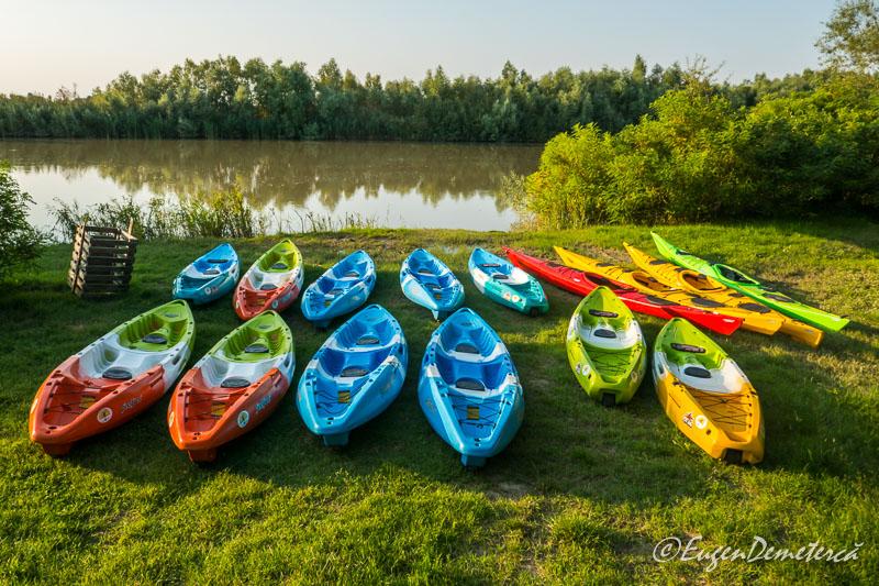 """1140905 - Relaxare """"verde"""" în Delta Argeşului"""