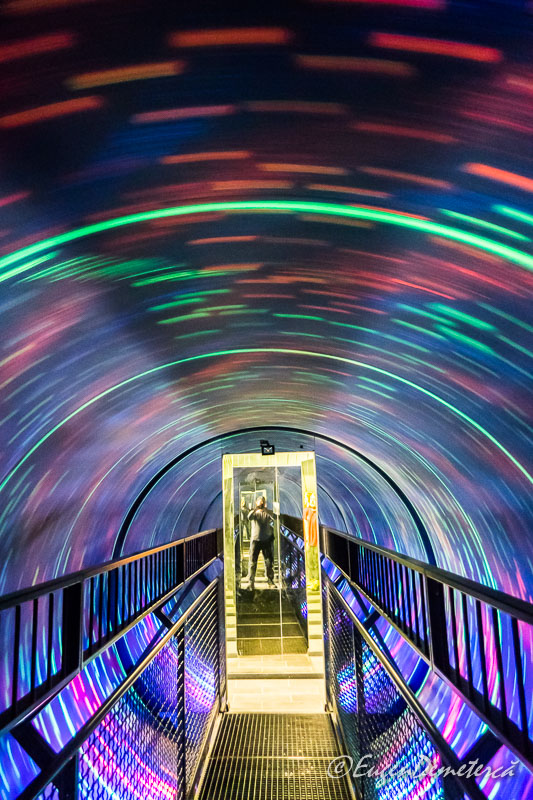 Tunel ametitor Museum of senses