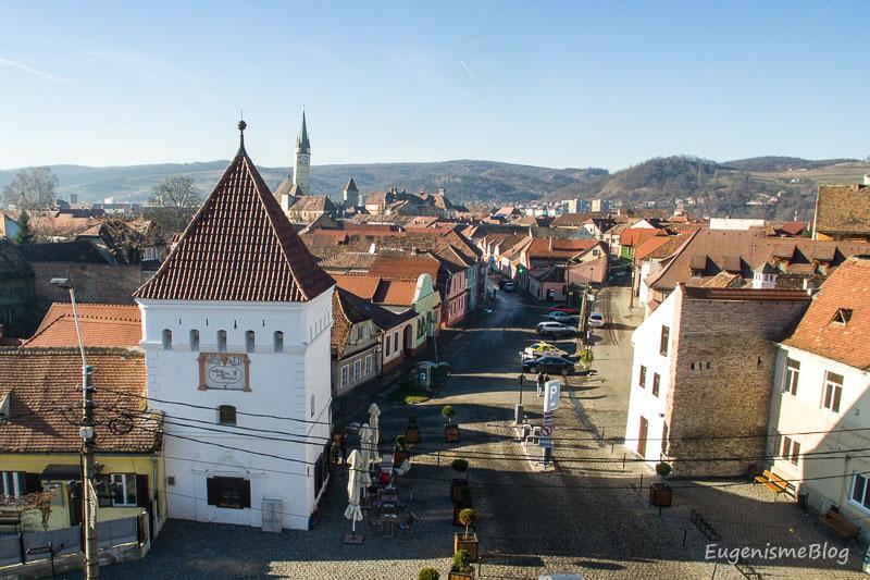 DJI 0451 1 - Mediaş: perla ascunsă a colinelor Transilvaniei