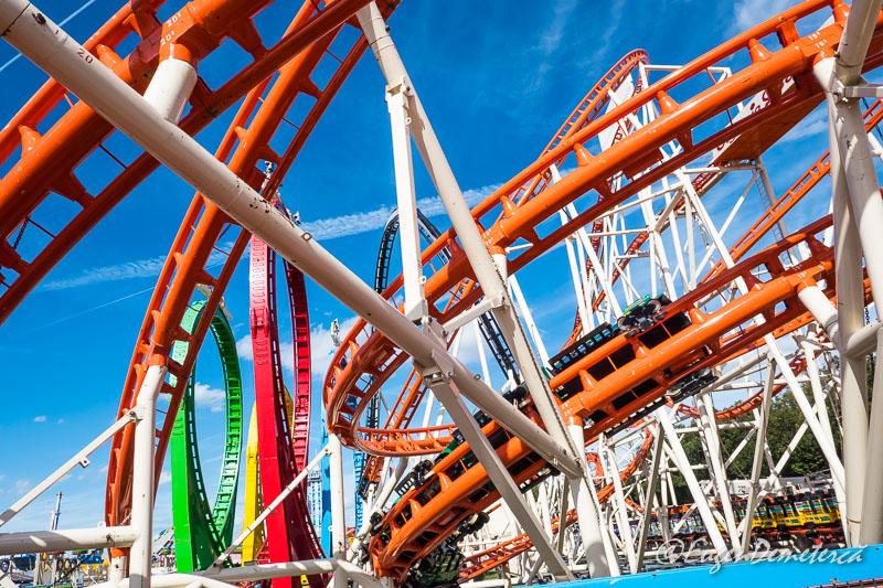 Rollercoaster la Oktoberfest 3