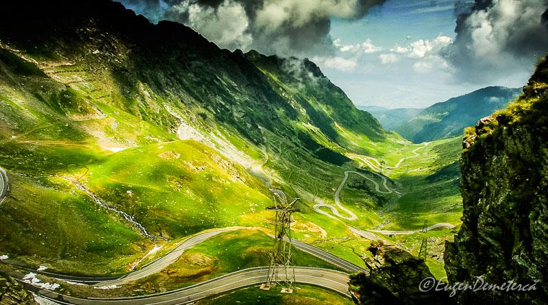5 locuri din Romania - coperta