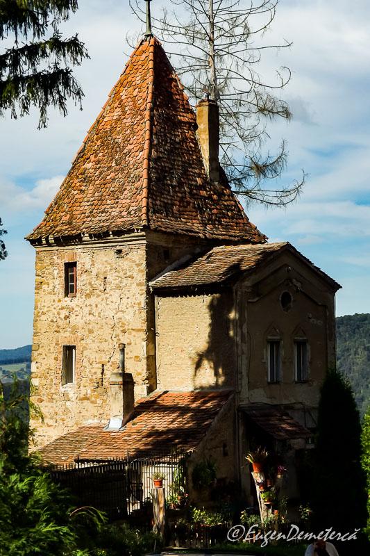 Sighisoara medievala 3