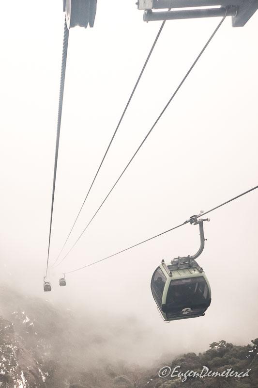 1200717 - Huangshan- munţii cu peisaje din altă lume