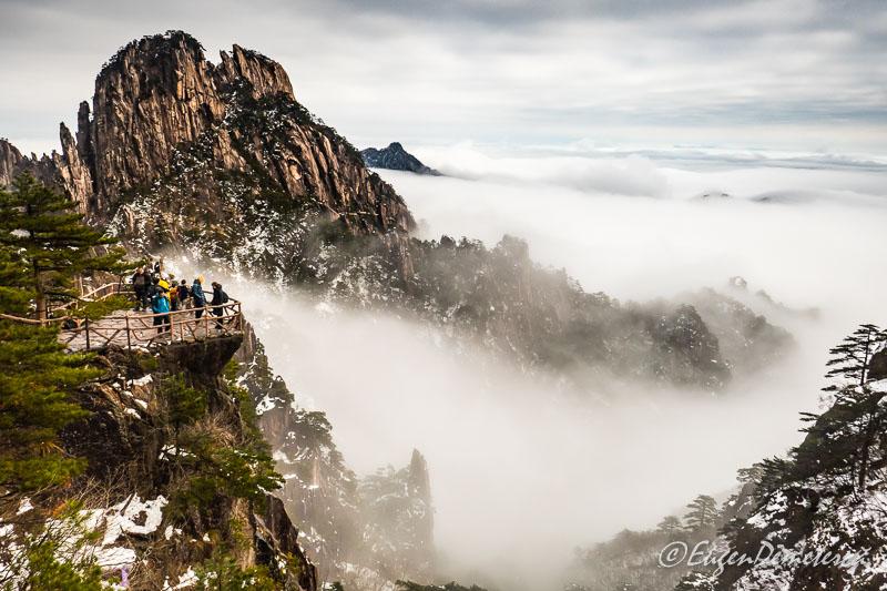 1200758 - Huangshan- munţii cu peisaje din altă lume