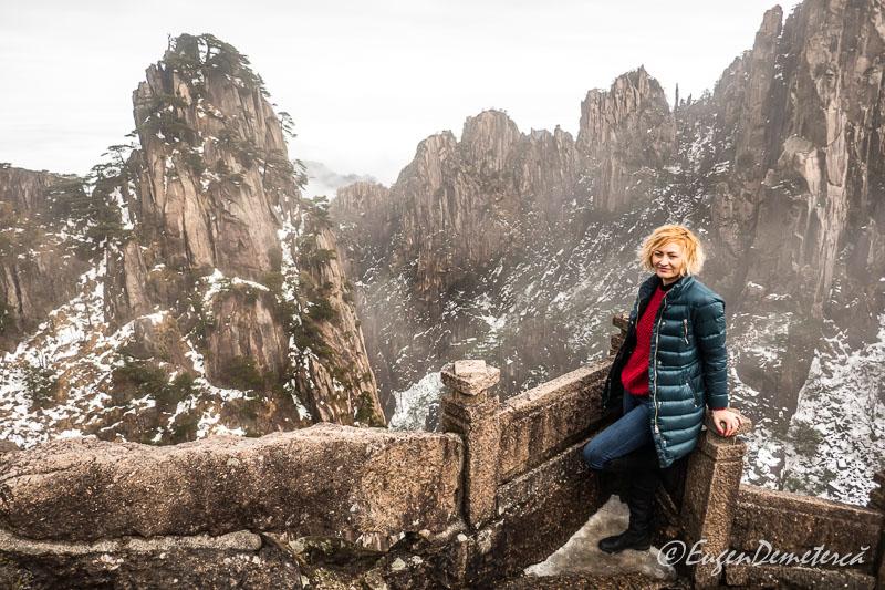 1200820 - Huangshan- munţii cu peisaje din altă lume