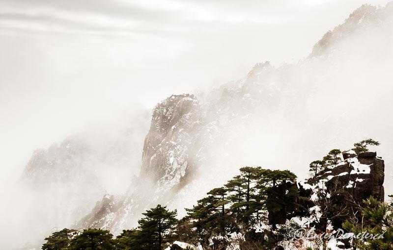 Huangshan cu nori si ceata