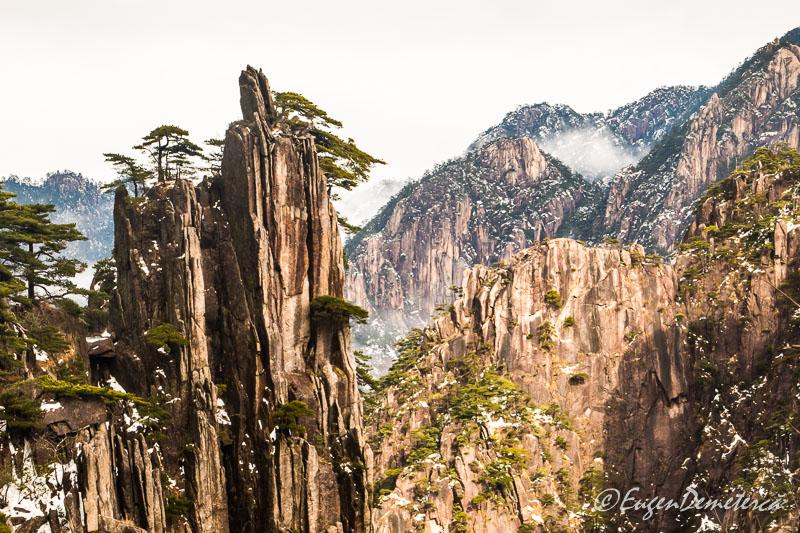 1200849 - Huangshan- munţii cu peisaje din altă lume