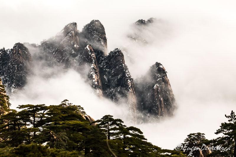 Huangshan cu nori si ceata 2