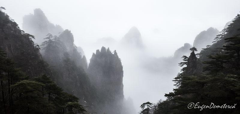 1210404 - Huangshan- munţii cu peisaje din altă lume