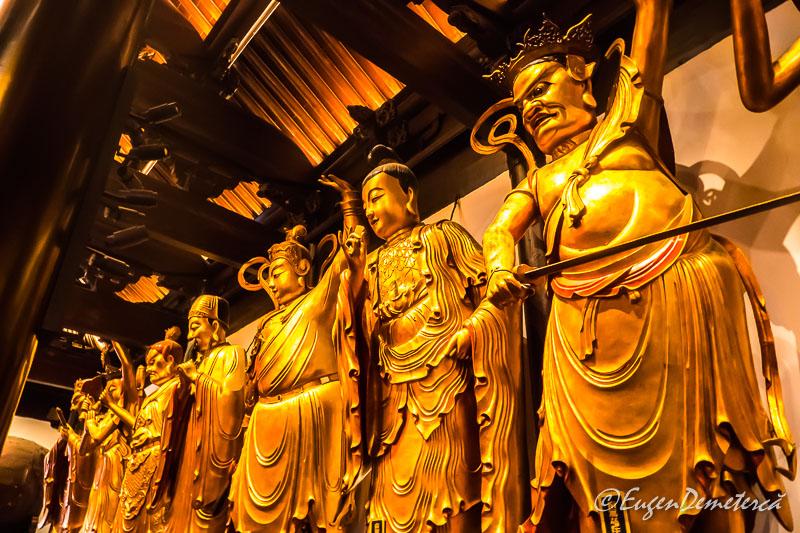 Shanghai - Templul lui Buddha de Jad 4