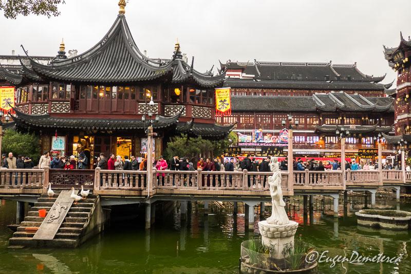 Shanghai - gradina Yuyuan