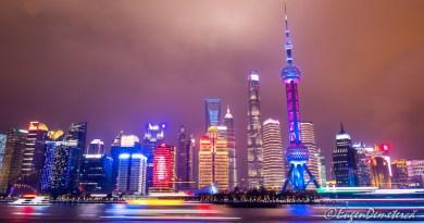 Shanghai - coperta