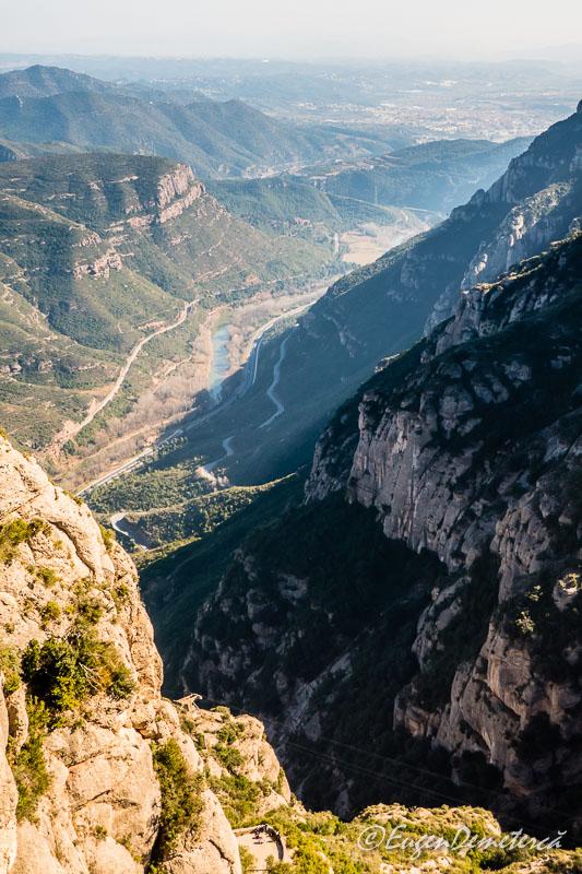Montserrat - peisaj 3