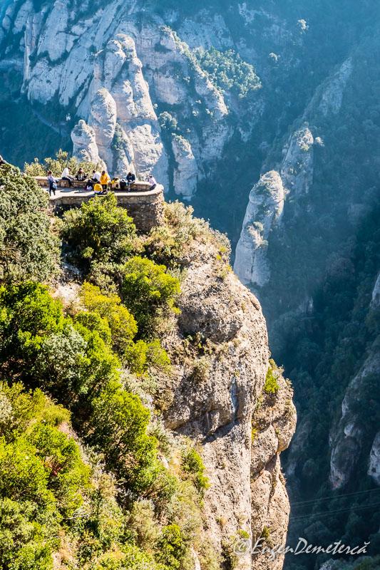 Montsserat - loc pentru belvedere
