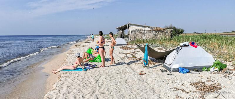 Plaja la Gura Portitei 2