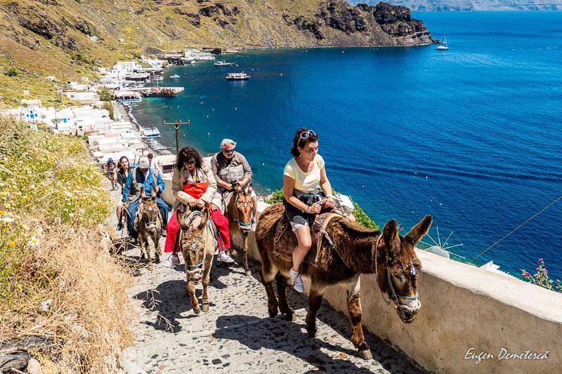 1001066 - Santorini, spectacolul Cicladelor