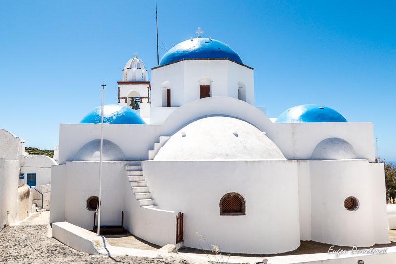 Biserica din Therassia - Santorini
