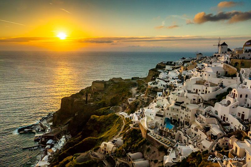 1011460 - Santorini, spectacolul Cicladelor