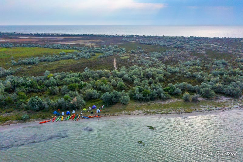 Tavara AdventureTime intre Dunare Si mare