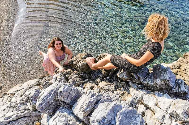 Sedinta foto pe plaja Nikotsara - Skiathos