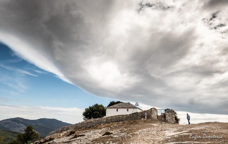 1070433 - Thassos - din turcoazul mării până în vârful munților