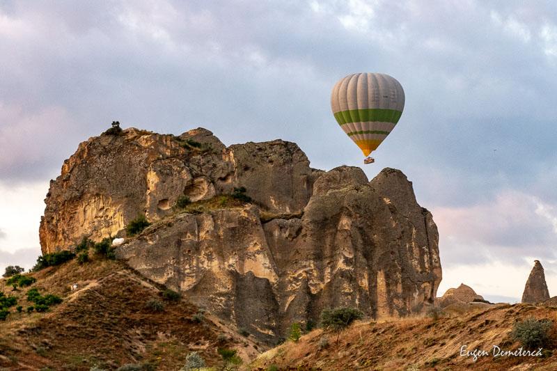 1030773 - Cappadocia: magia zborului cu balonul