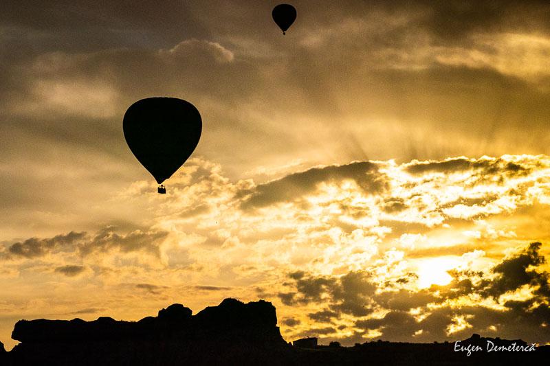 1030831 - Cappadocia: magia zborului cu balonul