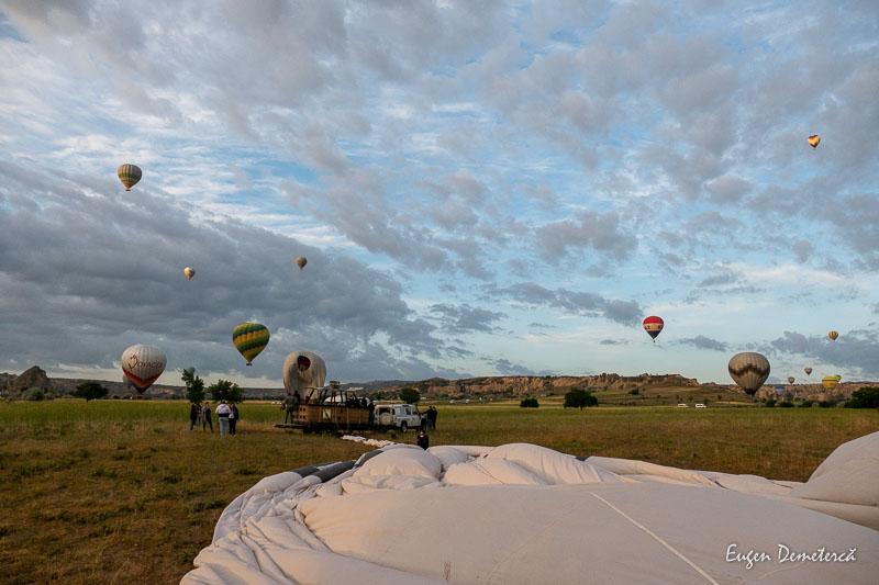 1030832 - Cappadocia: magia zborului cu balonul