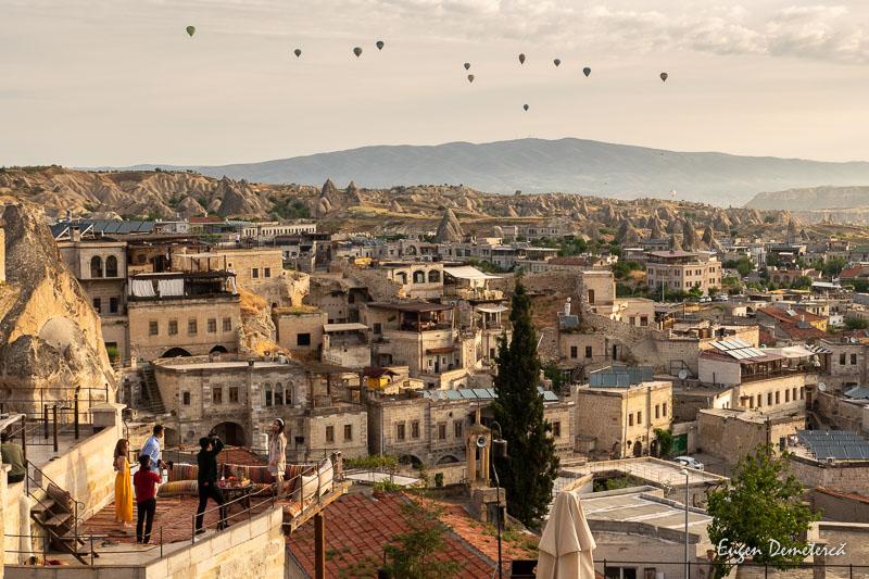 1030871 - Cappadocia: magia zborului cu balonul