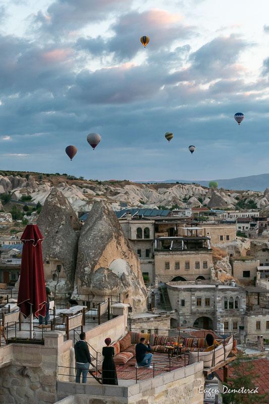 1040102 - Cappadocia: magia zborului cu balonul