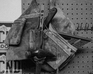 An original tool belt