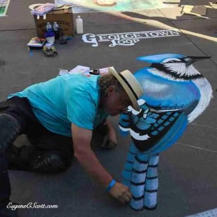 Denver Chalk Artist