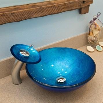 Colorful Vanity Sink Image