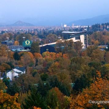 Eugene, Autzen