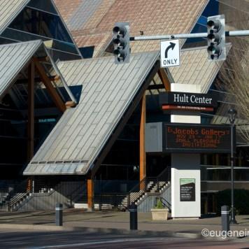 Eugene, Hult Center