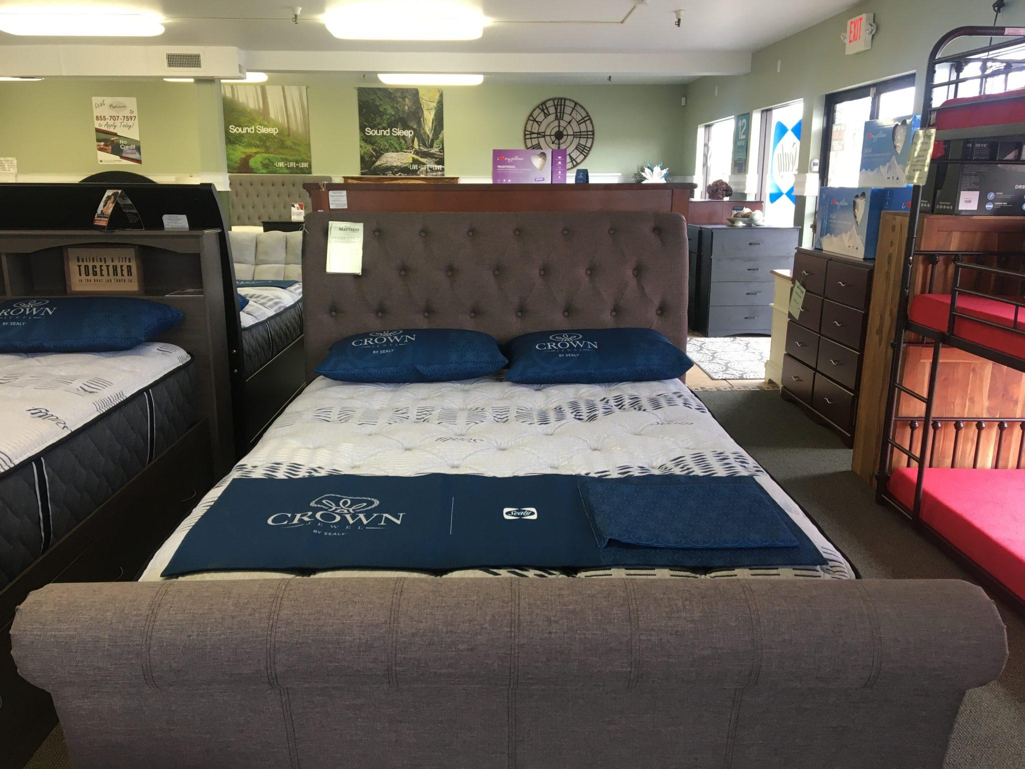 sealy mattresses eugene mattress company
