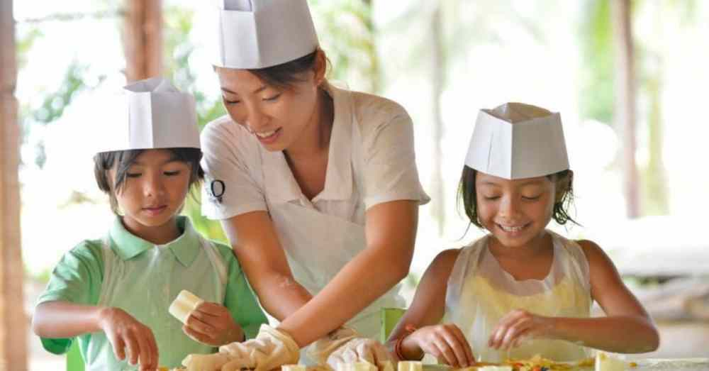 Club Med Cherating Promotion. Kids Club is included in your package.